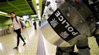 香港デモで日本人男性逮捕 すでに保釈