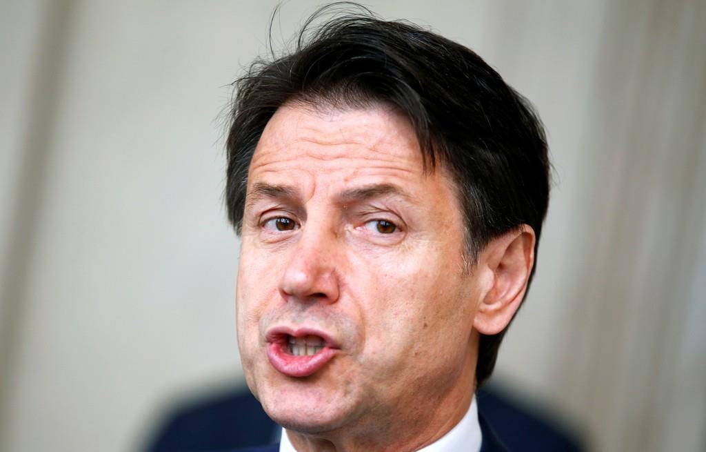 イタリアのコンテ首相(ロイター)