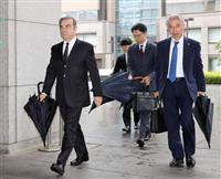 ゴーン被告初公判、早ければ来年3月 報酬過少記載事件で東京地裁が意向