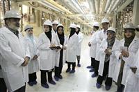 イラン、核合意の履行停止「第3段階」表明 仏の支援計画進展に配慮も