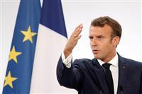 米、仏のイラン支援案に否定的