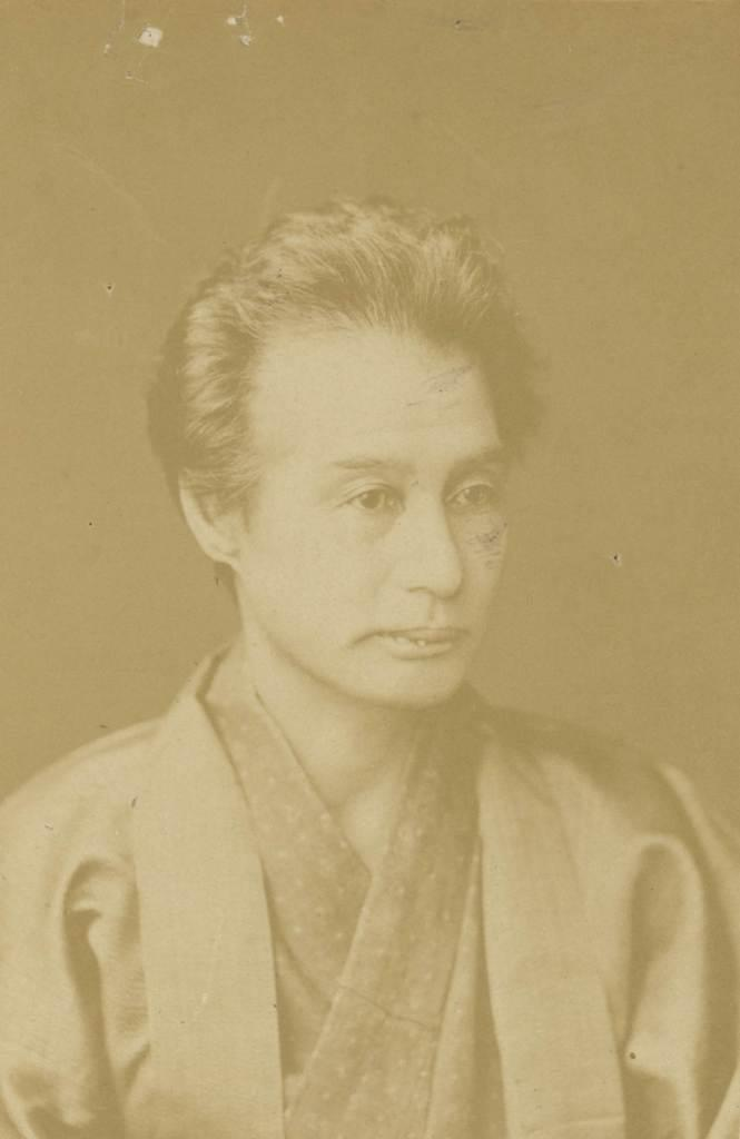 勝海舟(福井市立郷土歴史博物館所蔵)