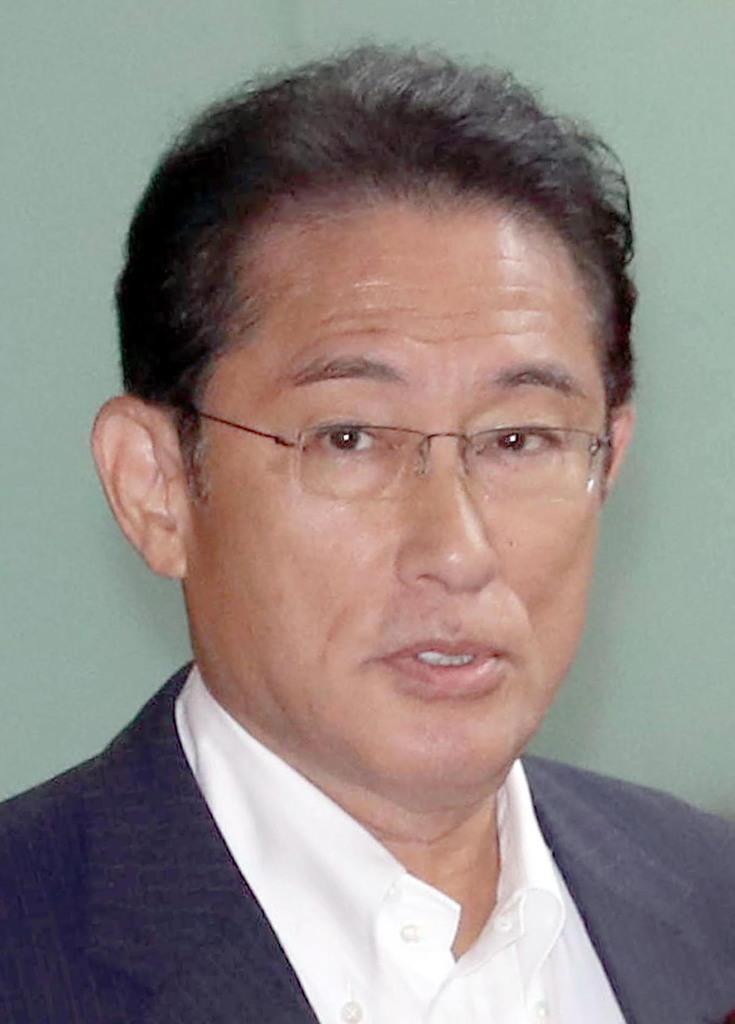 自民党の岸田文雄政調会長