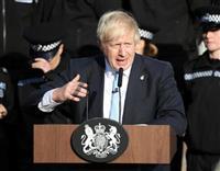 ジョンソン氏、離脱延期なら「死んだ方がまし」 9日に解散総選挙を再提案の方針