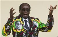 ムガベ前大統領が死去 95歳 ジンバブエ「最悪の独裁者」