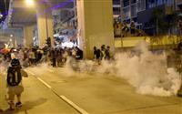 「香港の権利と自由認めよ」メルケル氏、中国首相に