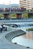 【動画あり】大阪・高槻の川で4人溺れる 男児と祖父死亡、女児2人重体