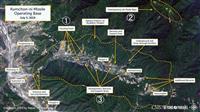 北朝鮮南東部のミサイル基地に日本射程に収めるミサイル配備 米研究機関分析