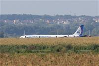 エンジンが失速したロシアの旅客機が、無事に畑に不時着できた「3つの理由」