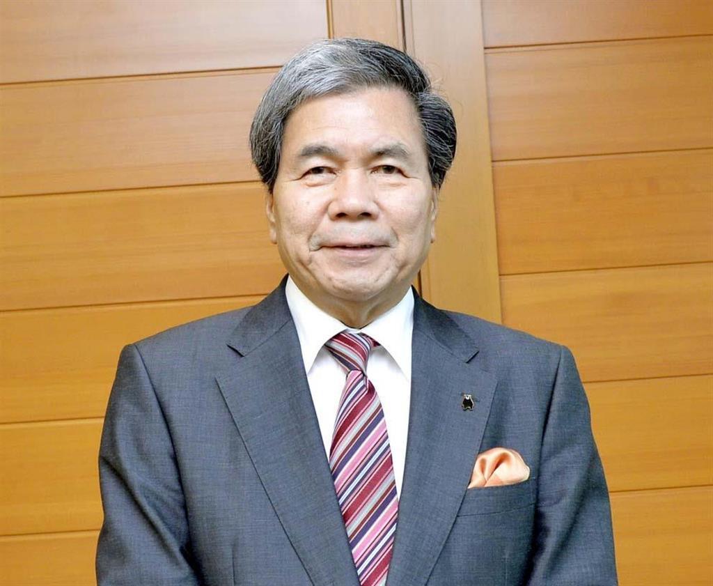 熊本県の蒲島郁夫知事