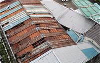 神奈川で5人けが 転倒、飛来物に当たる