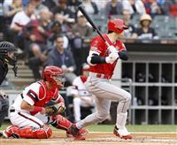 大谷は4打数1安打1打点 昨季に並ぶ61打点目