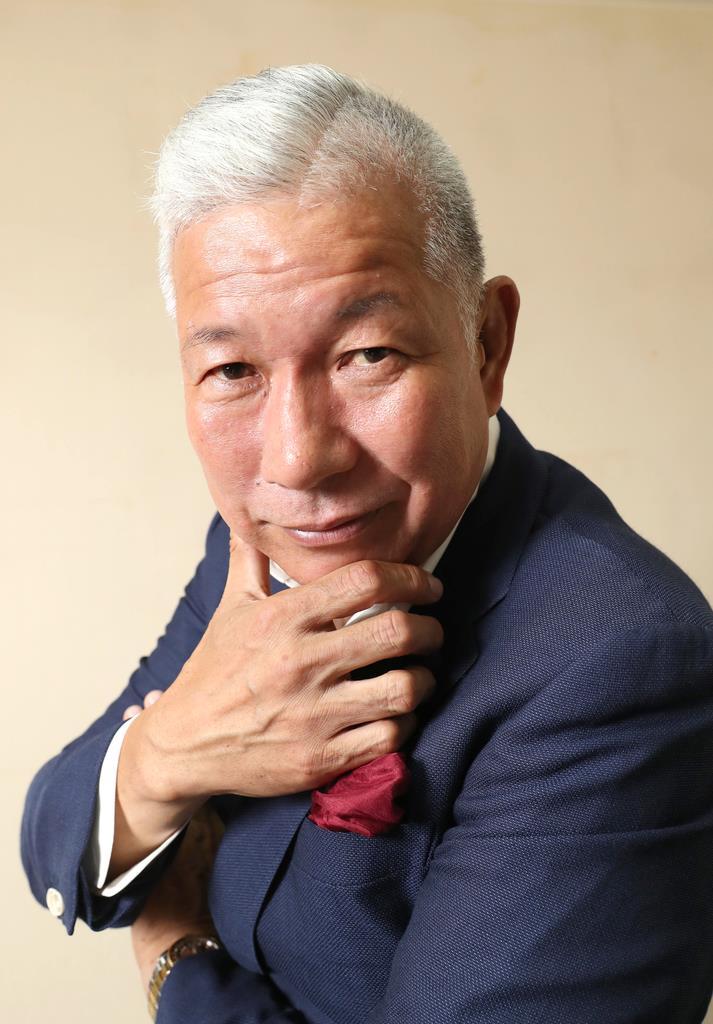 ラグビーW杯企画用インタビュー 元ラグビー日本代表の大八木淳史さん(鳥越瑞絵撮影)