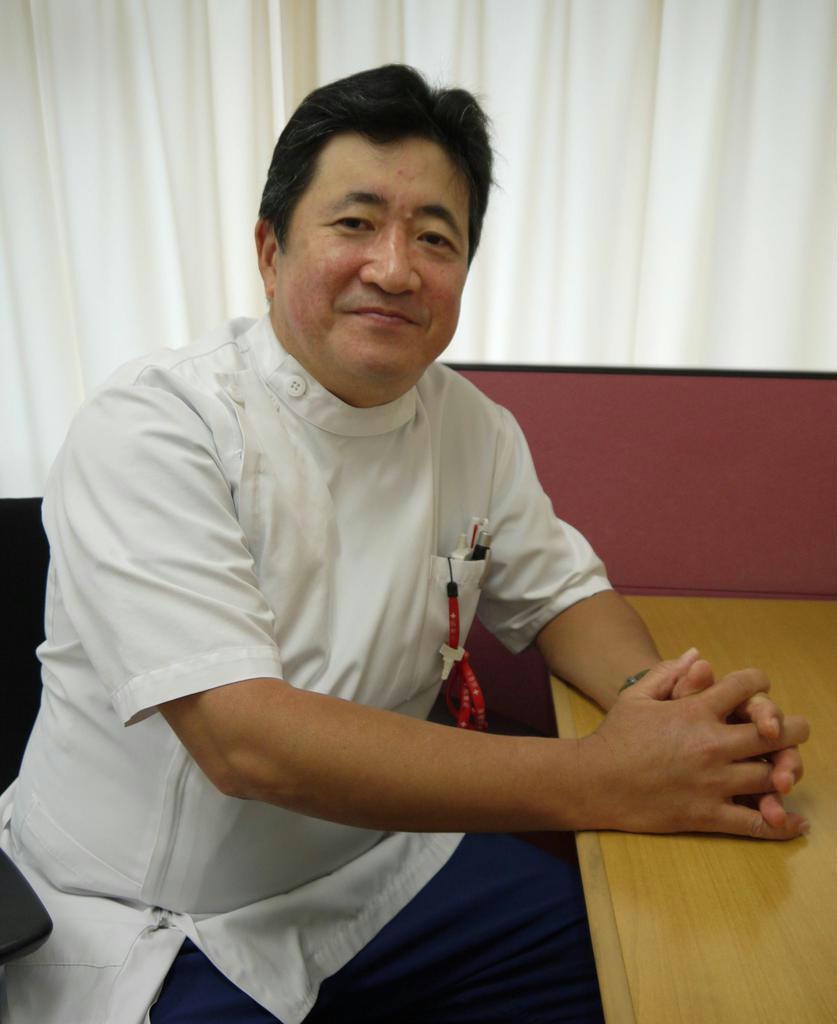 がん研有明病院の米瀬淳二・泌尿器科部長