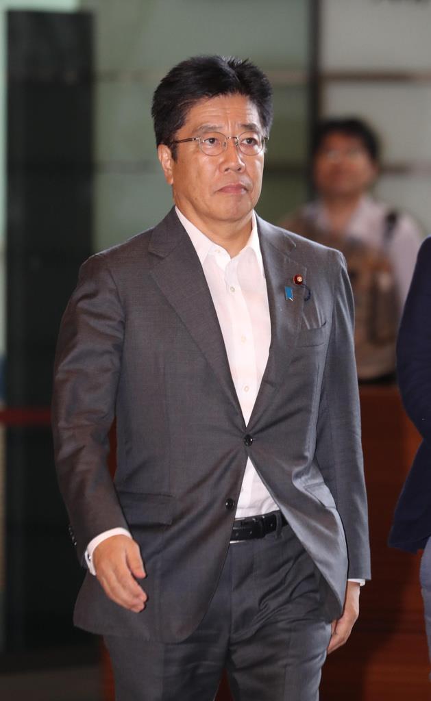 加藤勝信氏
