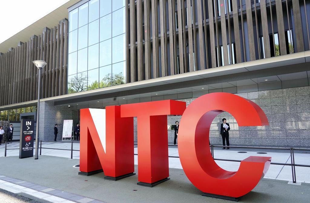 東京五輪・パラリンピックに向け、国が整備した「ナショナルトレーニングセンター(NTC)イースト」=10日午前、東京都北区