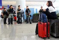 抗議デモ拡大が直撃 香港への旅行客4割減