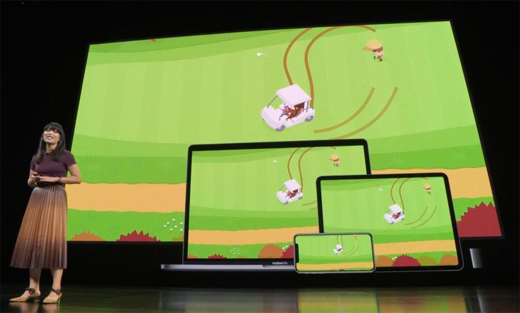 さまざまなAppleデバイスでゲームを楽しめる「Apple Arcade」