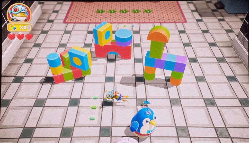 KONAMIの新作ゲーム「フロッガー」