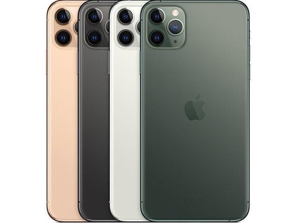 iPhone 11 Pro Maxも4色展開。価格はどの色も同じだ