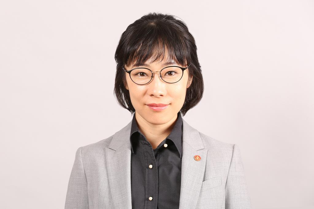 存在感ある女優、山田真歩が月9初出演(C)フジテレビ