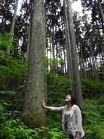 東大修士の「林業女子」 震災復興の現場で活躍