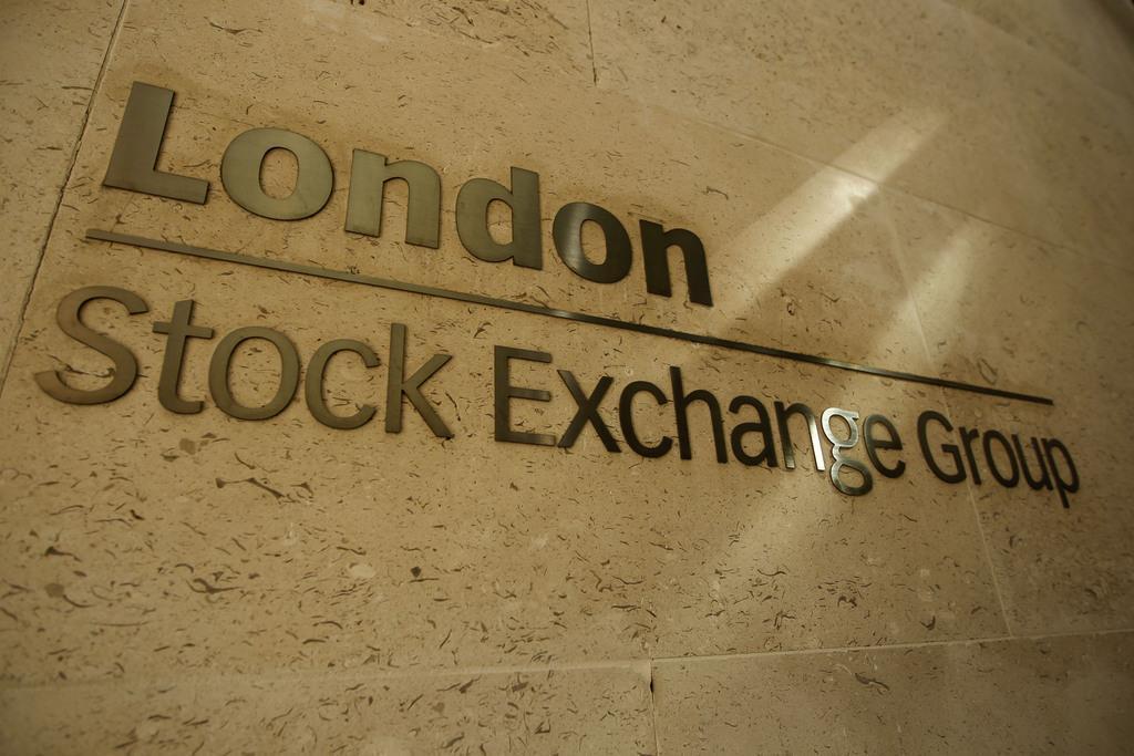 ロンドン証券取引所(AP)