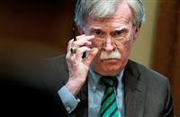 ボルトン氏「解任」 米政権内で孤立 北朝鮮への圧力路線軟化に懸念 惜しまれる退場