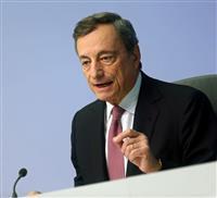 欧州中銀、3年半ぶりの利下げ決定 量的緩和も再開