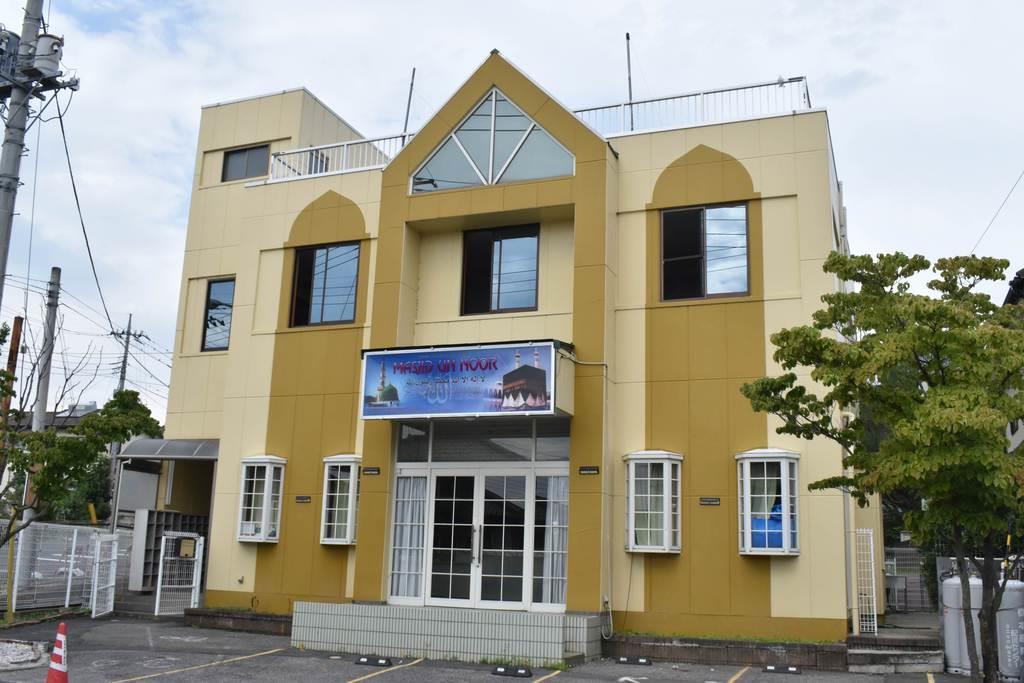 栃木県足利市にあるモスク