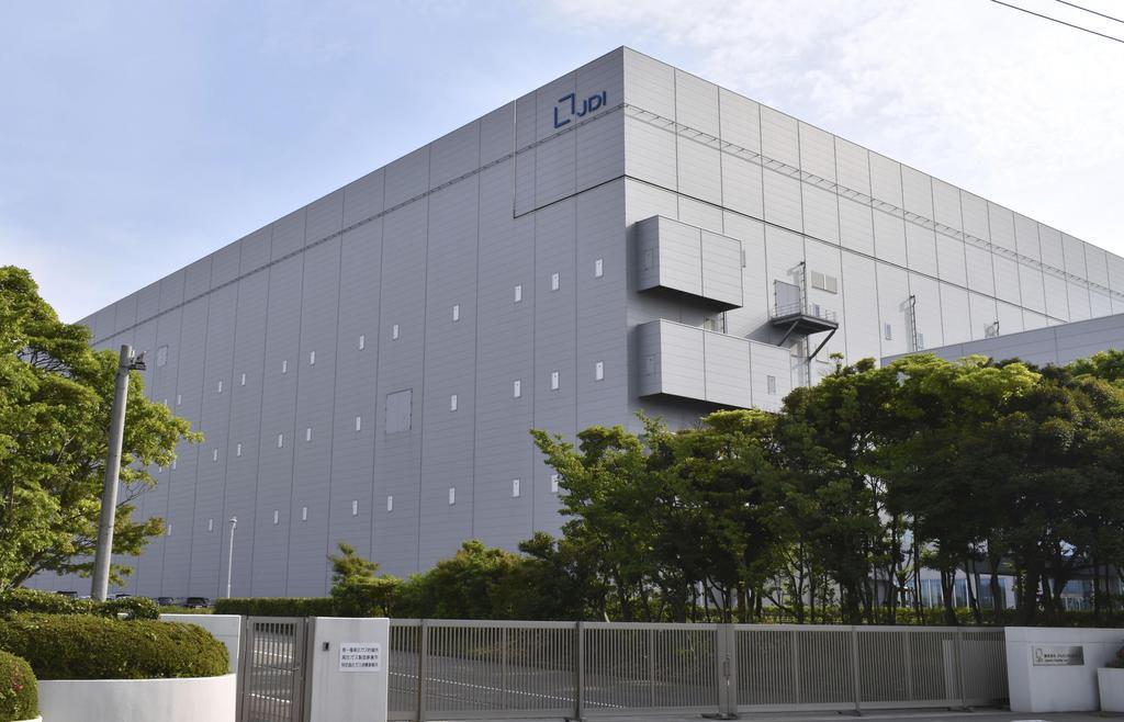 JDI白山工場、再稼働時期決められず 再建へ綱渡り続く - 産経ニュース