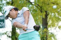 畑岡が単独首位、渋野の記録は29Rで止まる 女子ゴルフ第2日