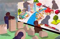AR生かし子供の想像力豊かに 住宅メーカーが教育事業展開