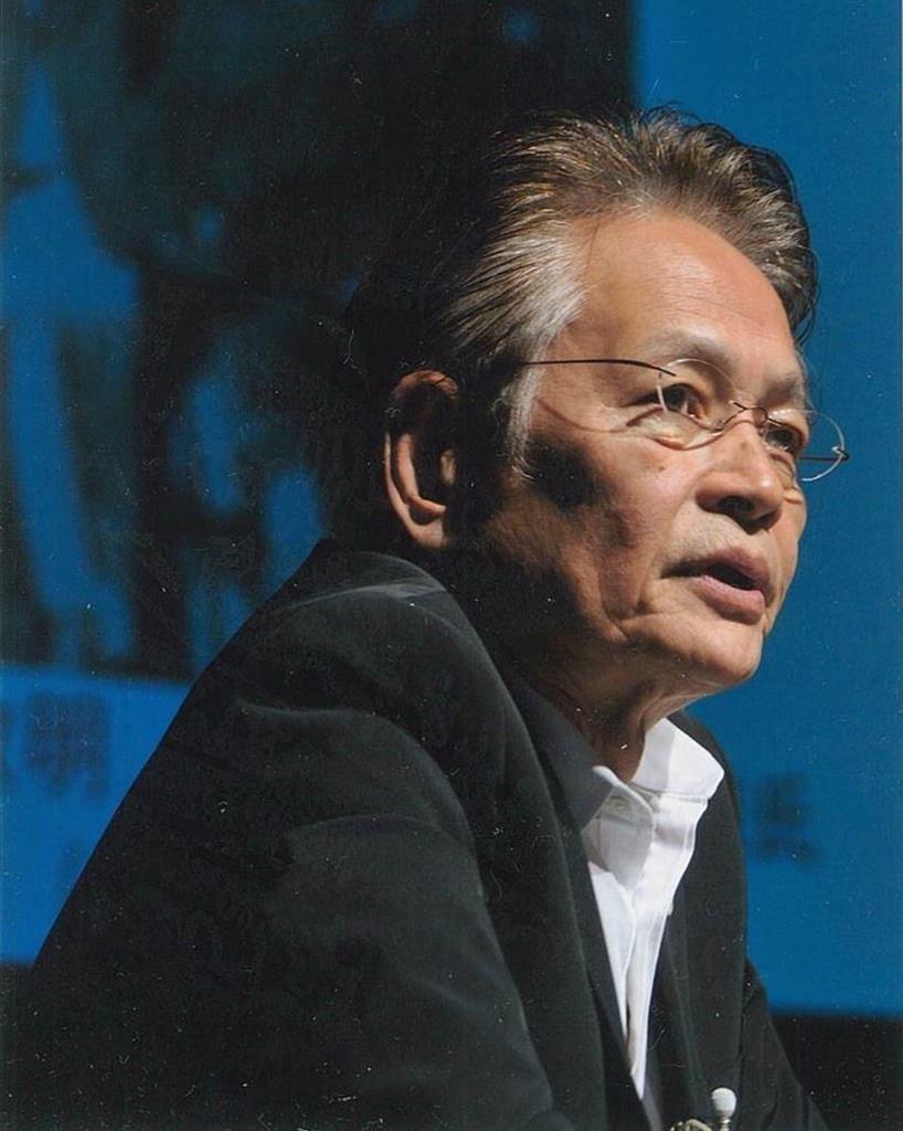 俳優、寺田農さん