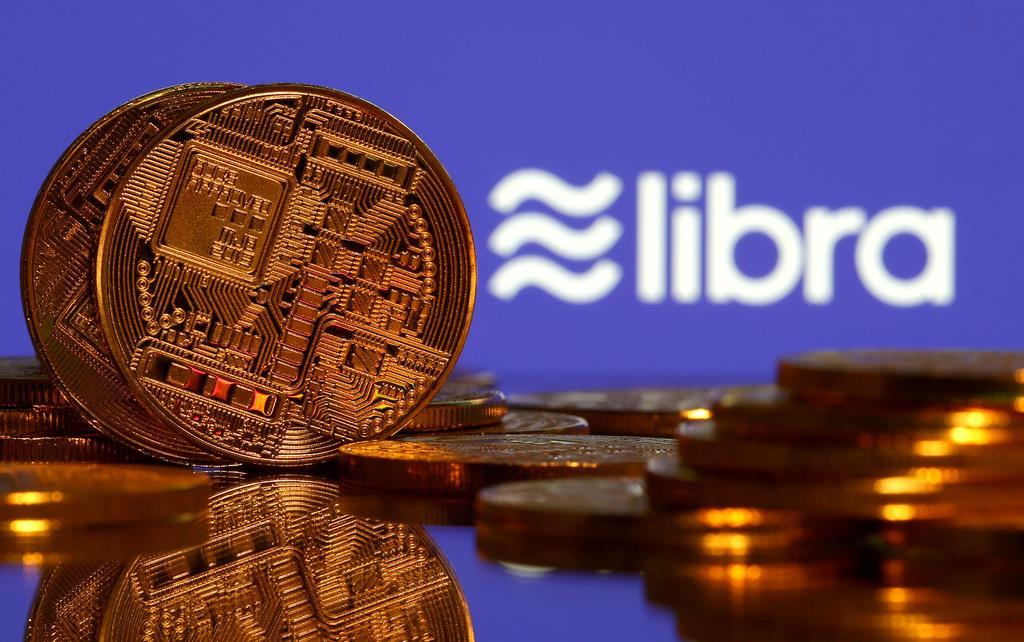 仮想通貨「リブラ」のロゴとイメージ