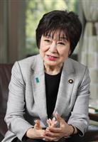【単刀直言】山東昭子参院議長 変わらない国会でいいのか