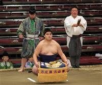 新序出世力士3人を発表 大相撲秋場所