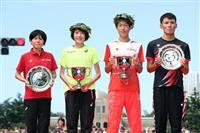 男子は中村と服部、女子は前田と鈴木が五輪切符獲得 MGC