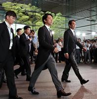 進次郎氏「次の首相」3位 国民的な人気まざまざと 産経・FNN合同世論調査