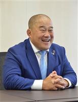 【ラグビー通信】ラグビー界の名物男、山賀敦之さん W杯はコメントにも注目