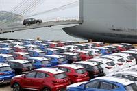 中国、工業生産低迷続く 4・4%、17年半ぶり水準
