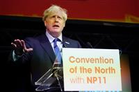 ジョンソン英首相「10月末に離脱」 EU委員長と初会談、延期否定