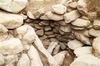 最古級の前方後円墳に石室 京都・向日で出土