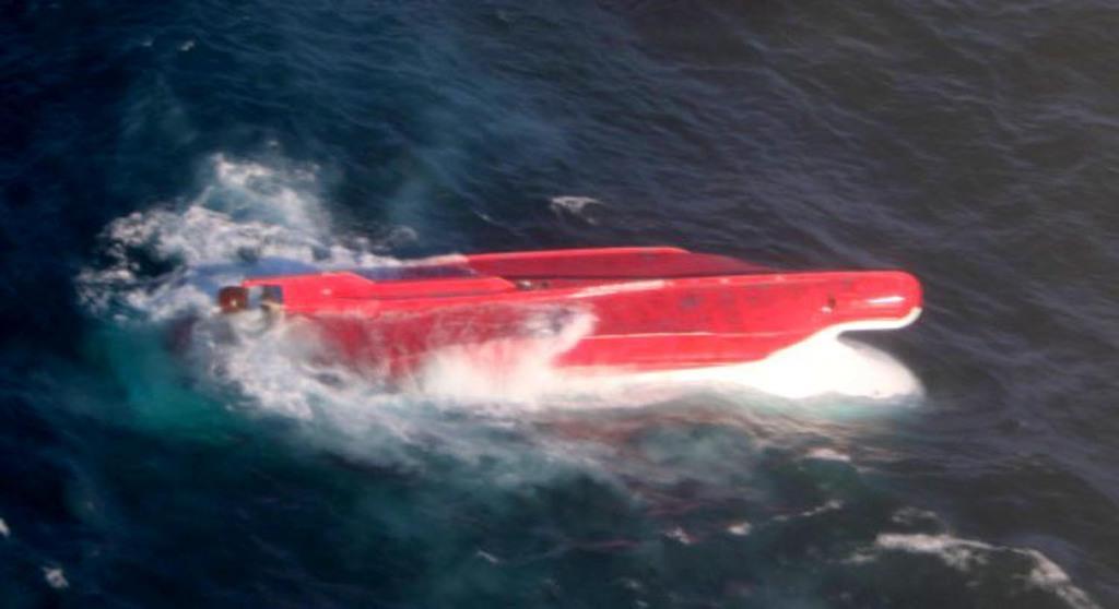 8人乗りサンマ漁船転覆か 北海道・納沙布岬沖