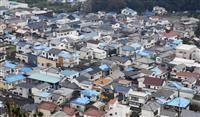 屋根の補修中、94歳男性が転落死 台風被害の千葉県いすみ市