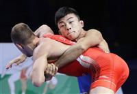 東京五輪へ視界良好 文田が世界レスリング2度目の優勝