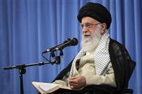 イラン最高指導者「米と対話せず」 サウジ石油施設への攻撃 対イスラエルも緊張