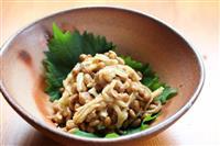 【料理と酒】茨城の郷土料理 そぼろ納豆