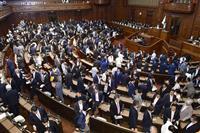 臨時国会召集10月4日に 内閣改造後初の論戦へ