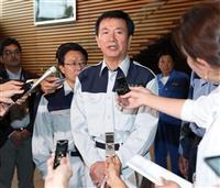 「首相は激甚災害指定に前向き」 台風15号被害で面会の千葉県知事